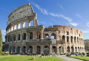 Banyak Yang Belum Mengetahui Rahasia Colosseum Roma