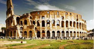 Mengulik sejarah tentang Colosseum Yang Berada Di Roma