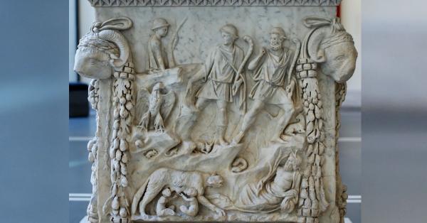 Dengan Sifat Primitif Serta Brutal Pada Sejarah Roma Pada Romulus